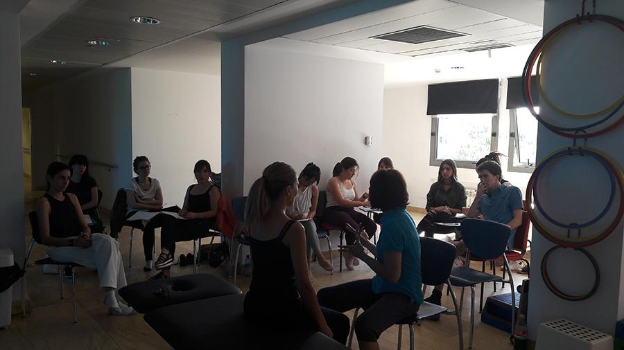 Certificación Concepto Bobath en la Clínica de neurorrehabilitación San Vicente de Madrid