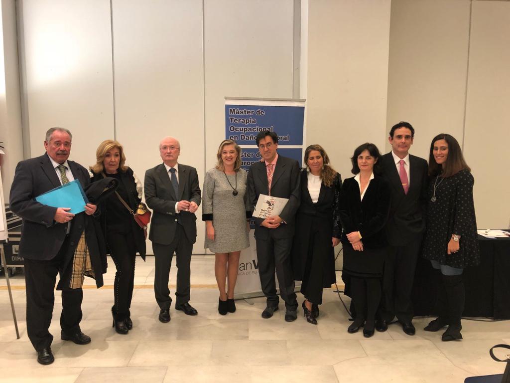 Acto de Clausura del Hospital y Clínica de Daño Cerebral y Neurorrehabilitación Clínica San Vicente de Madrid