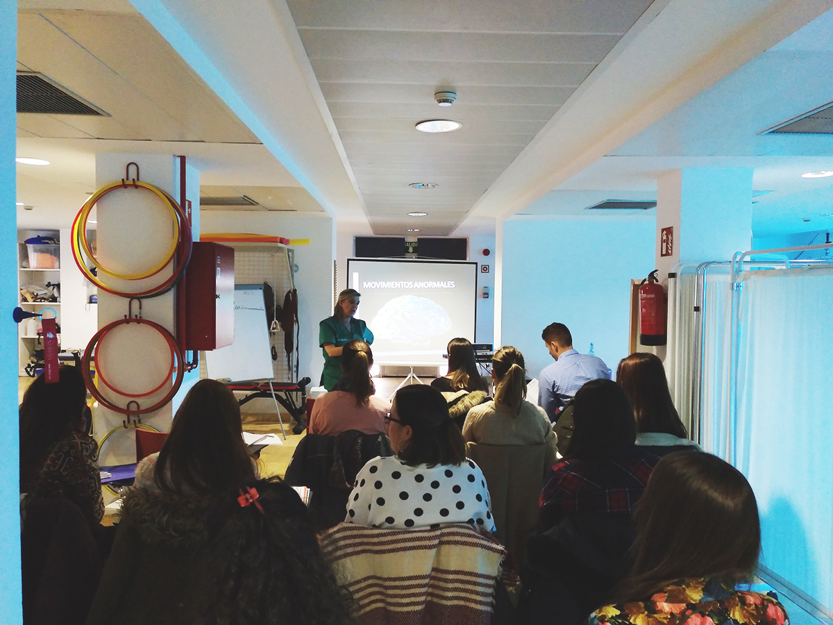 Bases conceptuales del DAÑO CEREBRAL ADQUIRIDO Clínica San Vicente. Máster Terapia Oucpacional
