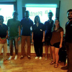 Automatización de la Escala Fugl Meyer.La Universidad Carlos III, la URJC y la Clínica San Vicente