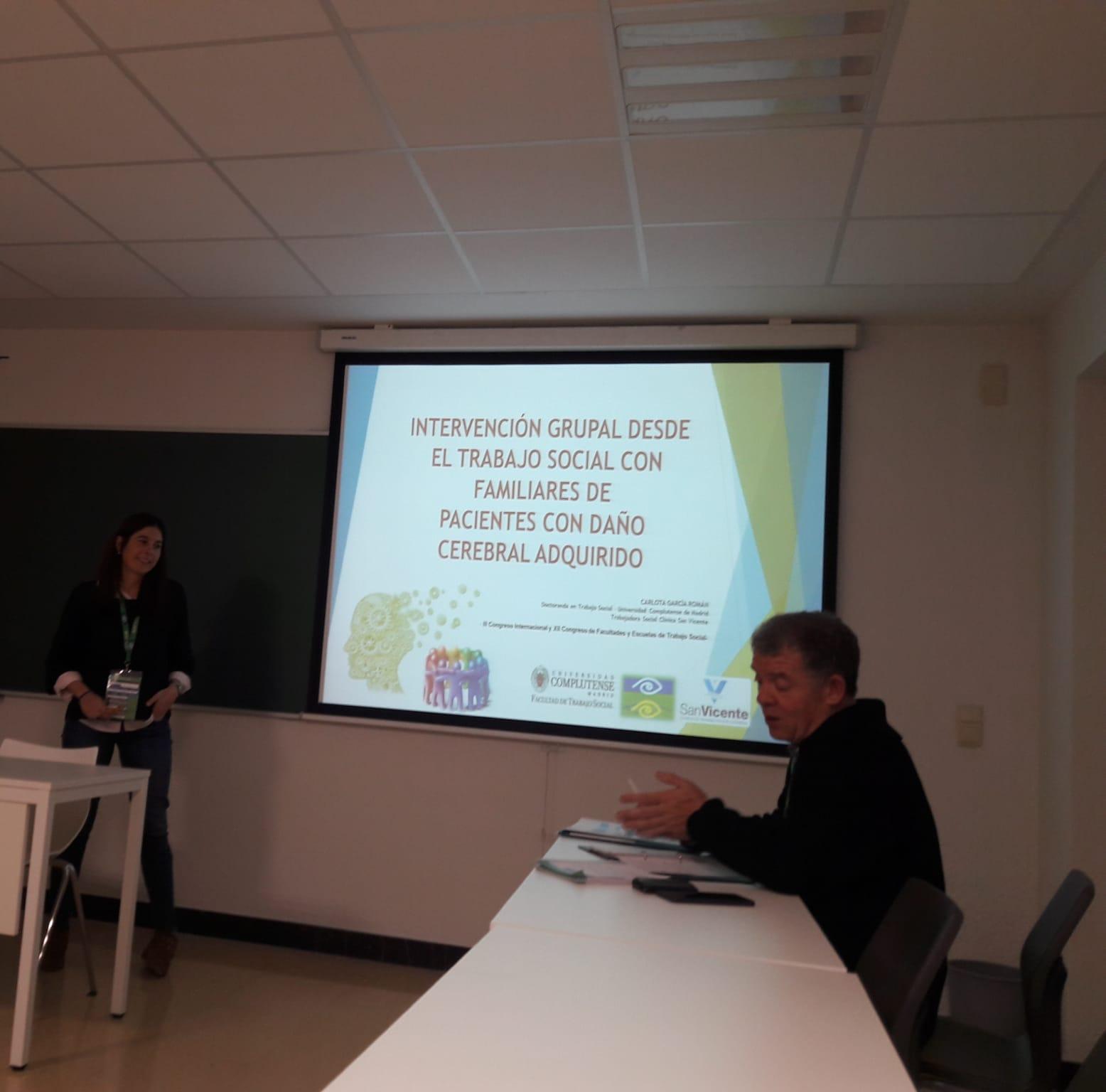 La Universidad de Deusto celebra un Congreso de trabajo social.
