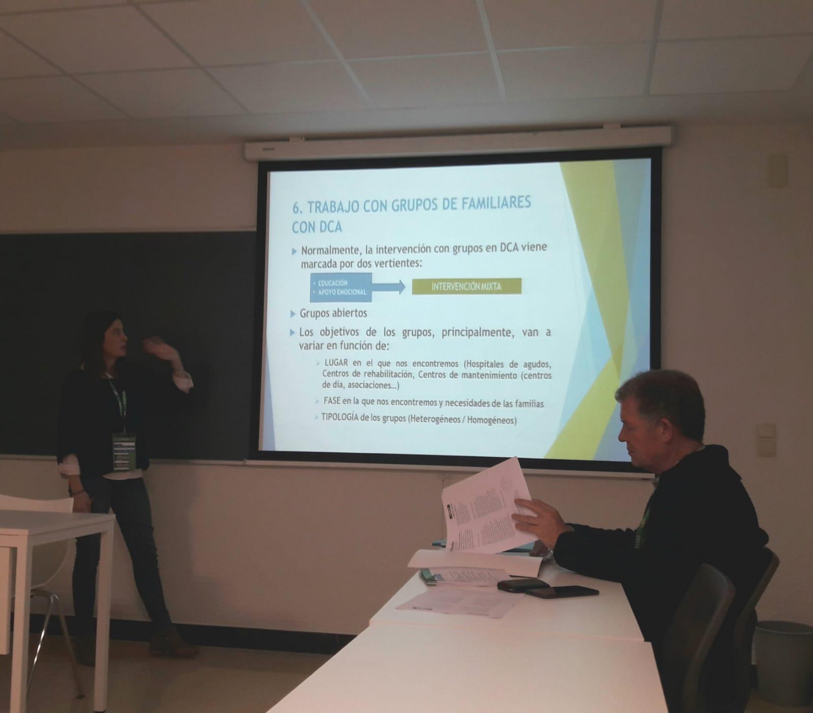 La Clínica San Vicente asiste al Congreso de Trabajo Social en la Universidad de Deusto en Bilbao