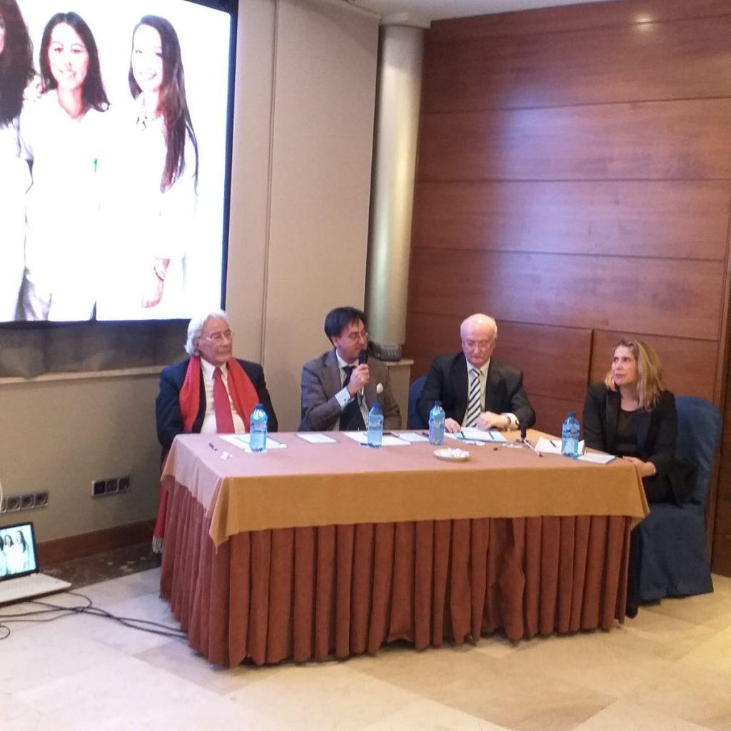 Acto de Clausura de los Másteres de la Clínica San Vicente 2018. de daño cerebral y neurorrehabilitación de Madrid